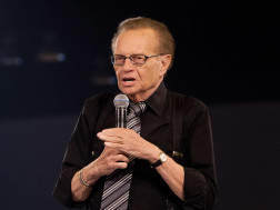 Larry King at Success 2012 Convention
